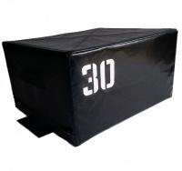 Плиобокс черный 30 см