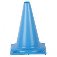 Конус для разметки пластиковый 32 см. Синий