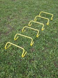 Набор футбольных барьеров 15 см