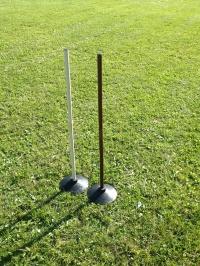 Универсальный шест для дриблинга с резиновой базой 145 см