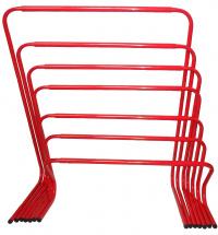 Барьер для прыжков алюминиевый 38 см (ширина 65 см)