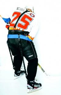 Набор хоккейный ХЭП-Дриблинг (Ноги)