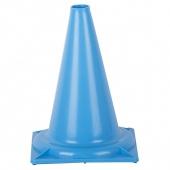 Конус спортивный для разметки пластиковый 32 см. Синий